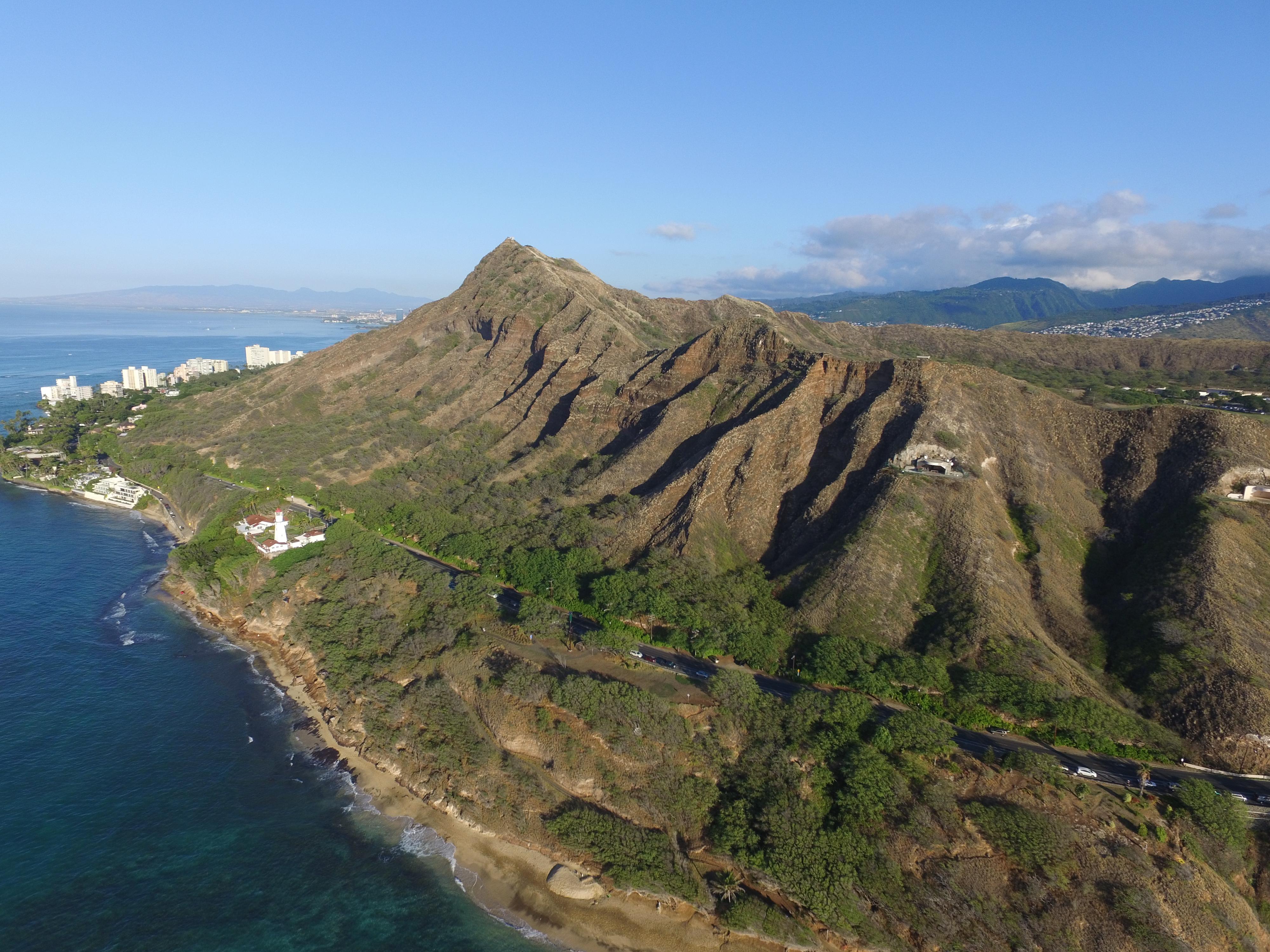 Oahu Nature Tours Diamond Head Crater