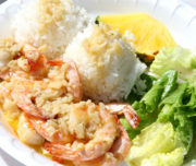 Fumi's Shrimp Lunch